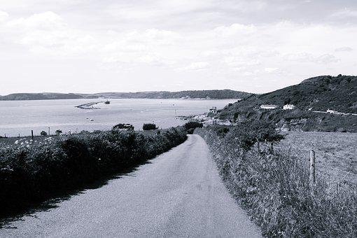 Waters, Coast, Sea, Landscape, Nature, Devon, Britannia