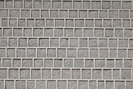 Wall, Pattern, Stone, Organization, Brick