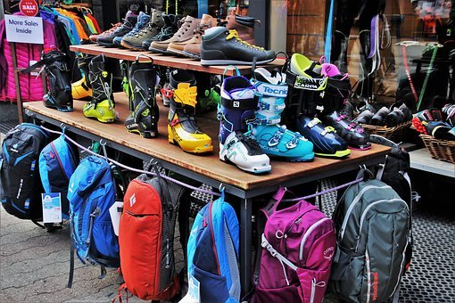 Shoes, Ski, Accessories, Sale, Shopping, Product, Butik