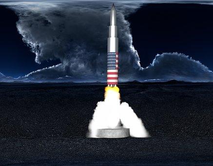 Rocket, Long-range Missile, Rocket Launch, Speed Up