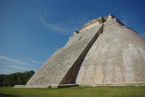 Travel, Pyramid, Stone, Sky, Architecture, Tourism