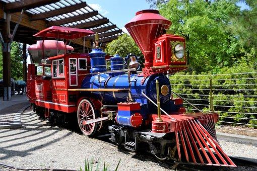 Herman National Park, Herman Park Zoo, Houston, Texas