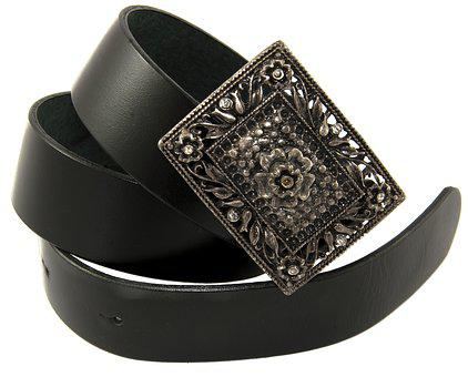 Waist Belt For Women, Leather Strap