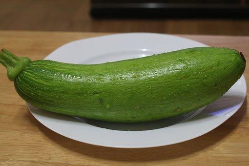 Zucchini, Plants, Pumpkin