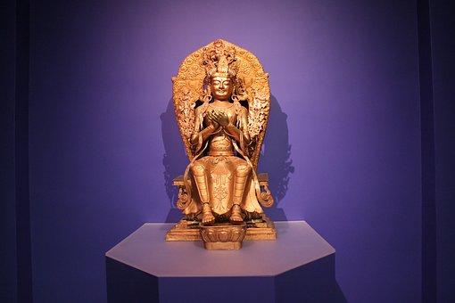 Buddha, Buddhism, Religion, Statue
