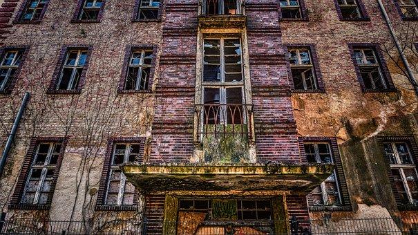 Old, Architecture, Home, Building, Brick, Stone, Facade