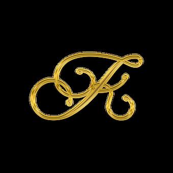 Letter, Litera, Capital Letter, Ornament, Letters