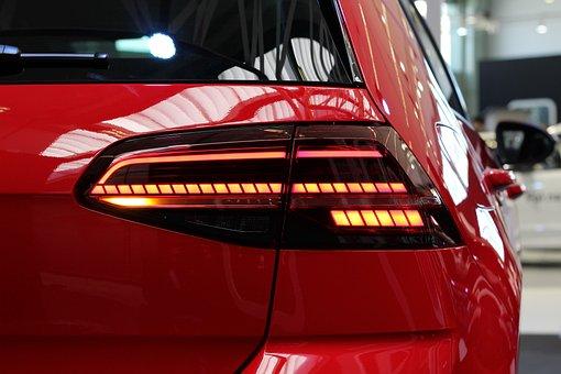 Car, Volkswagen Golf Gti, Auto Show Zagreb 2018, Modern