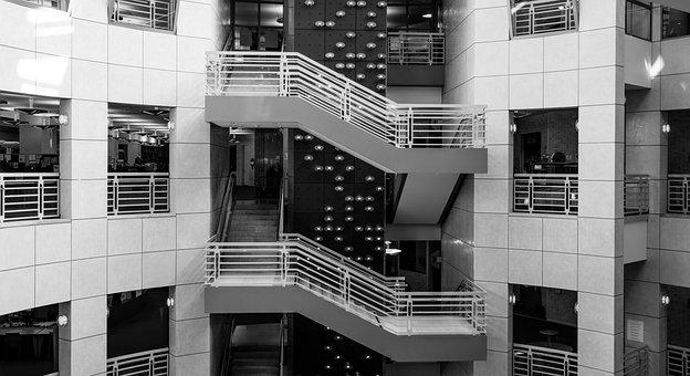 Architecture, Contemporary, Modern, Window, City