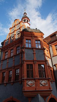 Architecture, Old, City