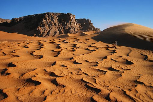 Rock, Travel, Nature, Sky, Stone, Landscape, Desert