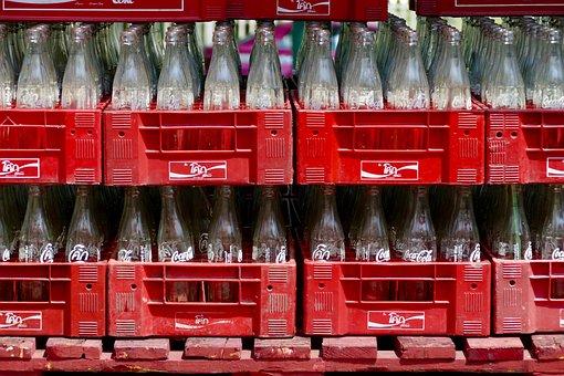 Container, Shelf, Bottle, Frame