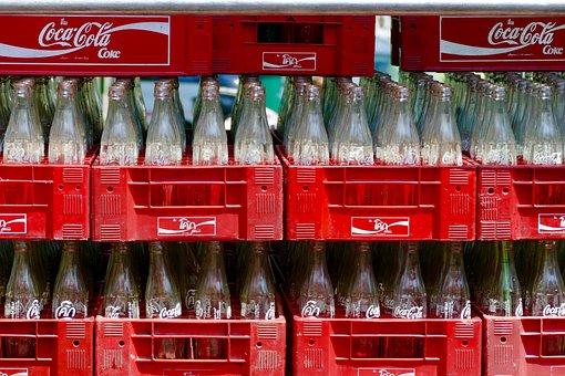 Coca-cola, Bottle, Glass, Returnable Bottle, Music