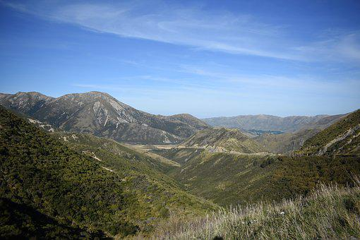 Mountain, Nature, Landscape, Sky, Travel, Castle Hill