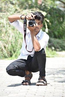Nature, Outdoors, Park, Sunlight, Photographer, Camera