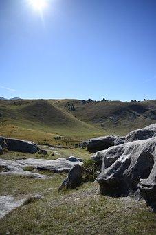 Landscape, Sky, Outdoors, Nature, Travel, Castle Hill