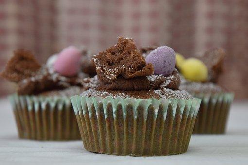 Cake, Sweet, Chocolate, Sugar, Pastry
