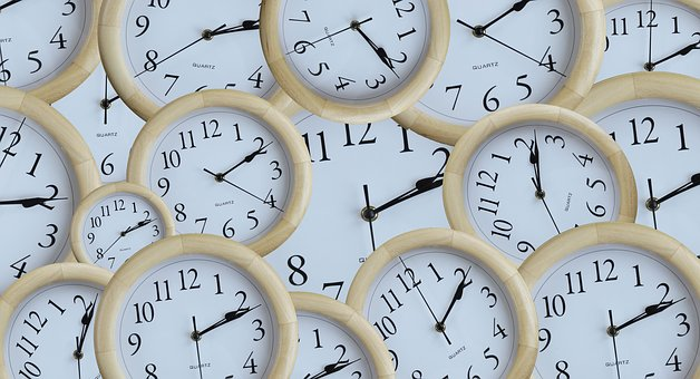 Time, Clock, Watch, Minute, Deadline, Number, Header