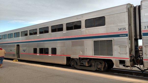 Transportation System, Train, Railway, Travel