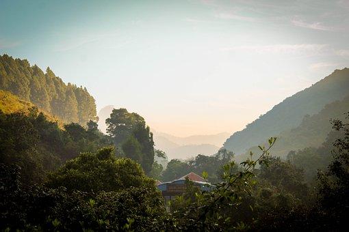 Mountain, Nature, Panoramic, Travel, Landscape, Tourism