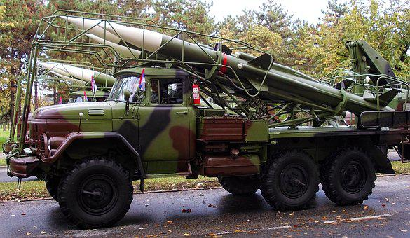 Army, Military, Missile, Weapon, Serbia