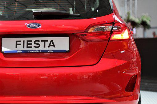 Car, Ford Fiesta, Auto Show Zagreb 2018