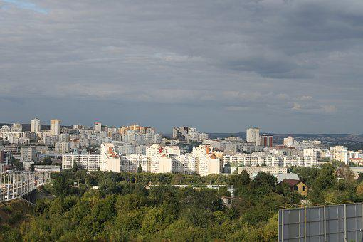 Belgorod, Panoramic, Architecture, The Urban Landscape