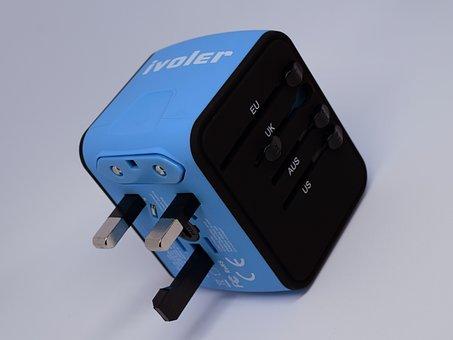 Travel Adapter, Plug, Charging Plug, Charger, Socket