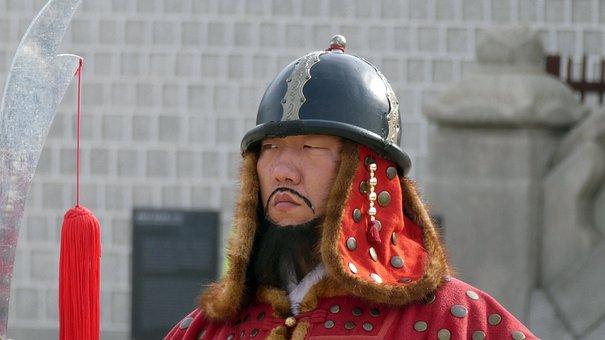Sword, Human, Costume, Traditionally, Clothing