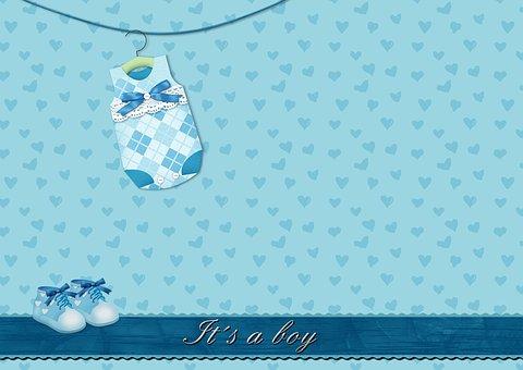Background Image, Baby Shoes, Sleeping Bag, Coat Hanger