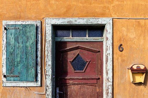 Wood, Door, Architecture, Home, Input, Old, Window
