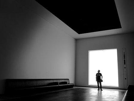 Indoors, Empty, People, Light, Architecture, Museum