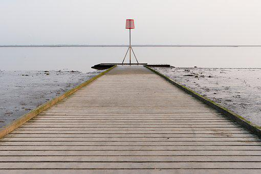 Water, Sea, Nature, Outdoors, Jetty, Lytham St Annes