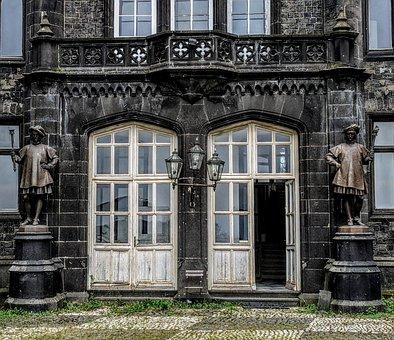 Architecture, Home, Window, Building, Old, Facade, Door