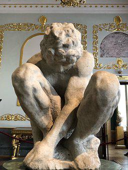 Sculpture, Statue, Architecture, Decorative, Art