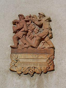 Wall Relief, Sculpture