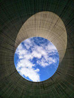 Architecture, Cooling Tower, Power Plant, Sky, Building
