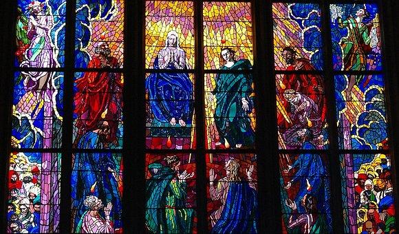 Religion, Religious, Cathedral, Spirituality, Art, Holy