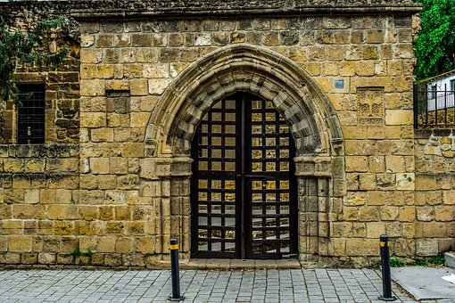 Gate, Old, Architecture, Wall, Gothic, Brick, Stone