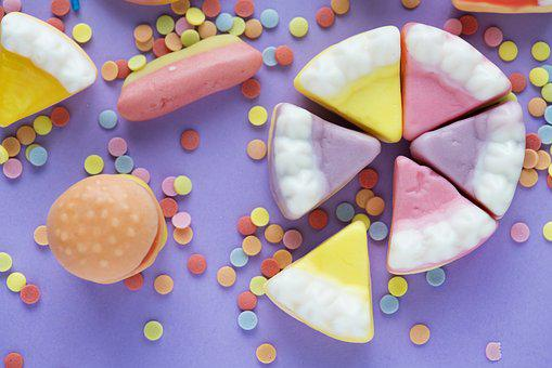 Desktop, Color, Background, Birthday, Bonbon, Burger