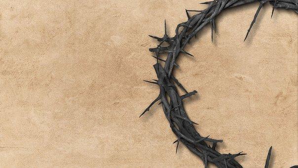 Jesus, God, Bible, Thorn, Crown, Christian