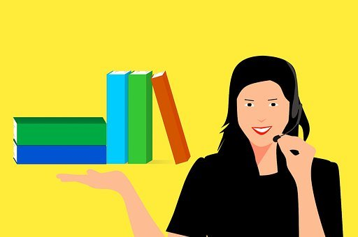 Library, Book, Course, Training Class, Support