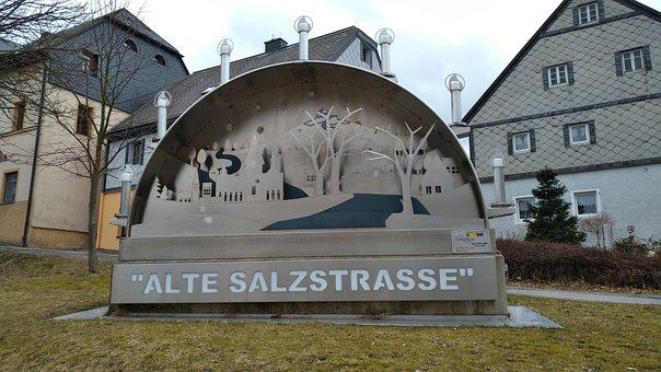 Neuhausen, Old Salt Road, Candle Arches, Fairy Bow