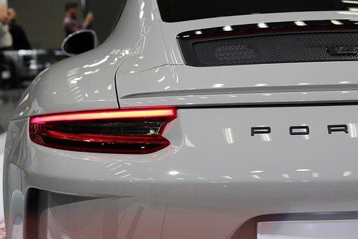 Car, Porsche Gt3, Auto Show Zagreb 2018, Modern, Power