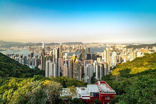 City, Urban Landscape, Architecture, Panorama, Travel