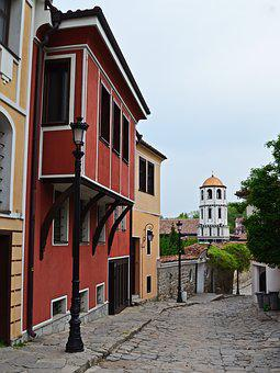 Old City, Europe, Revival, Architecture, Tourism