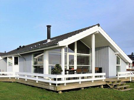Holiday House, Scandinavian Cottage, Denmark