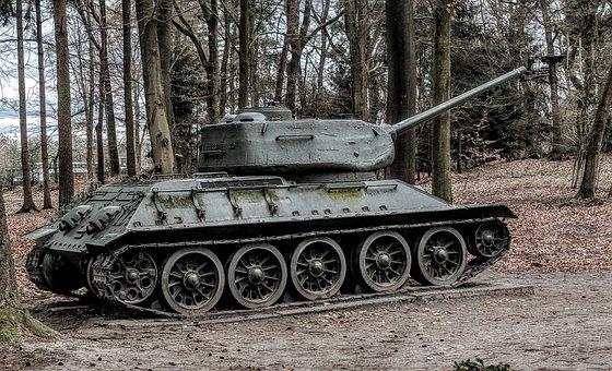 Panzer, Military, Army, War