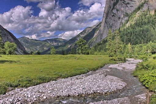 Nature, Mountain, Landscape, Travel, Sky, Grass, Rock
