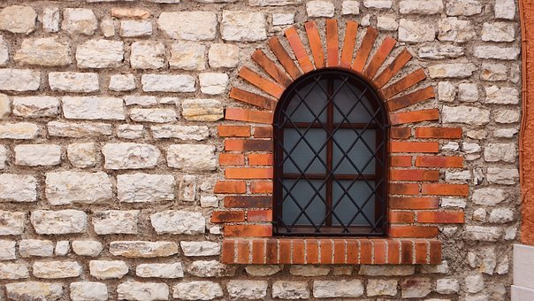Brick, Wall, Stone, Old, Architecture, Background